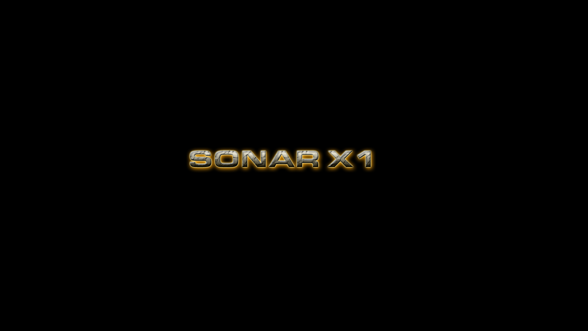 Sonar X1 Wallpaper 1920x1080