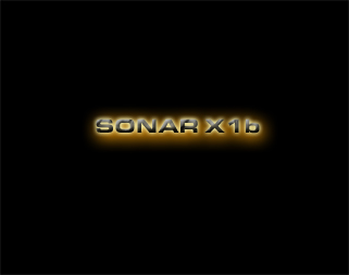 Sonar X1b Wallpaper Mini