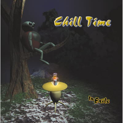 Chill Time Booklet Cover from tif