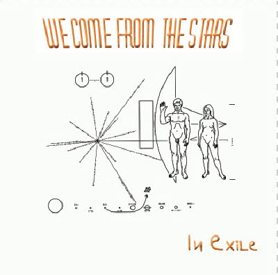 We Come From The Stars Cover